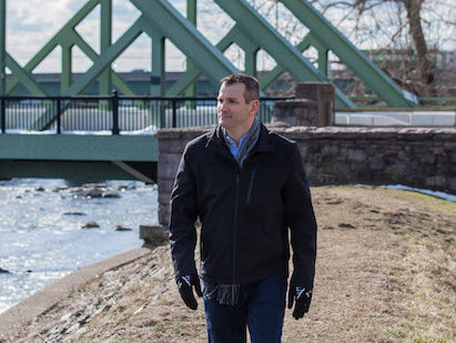 Michael Riverfront Walk