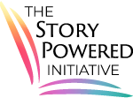 The Story Powered Initiative Logo